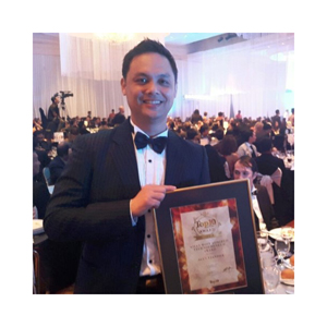 Asias Most Admired Technopreneur Award